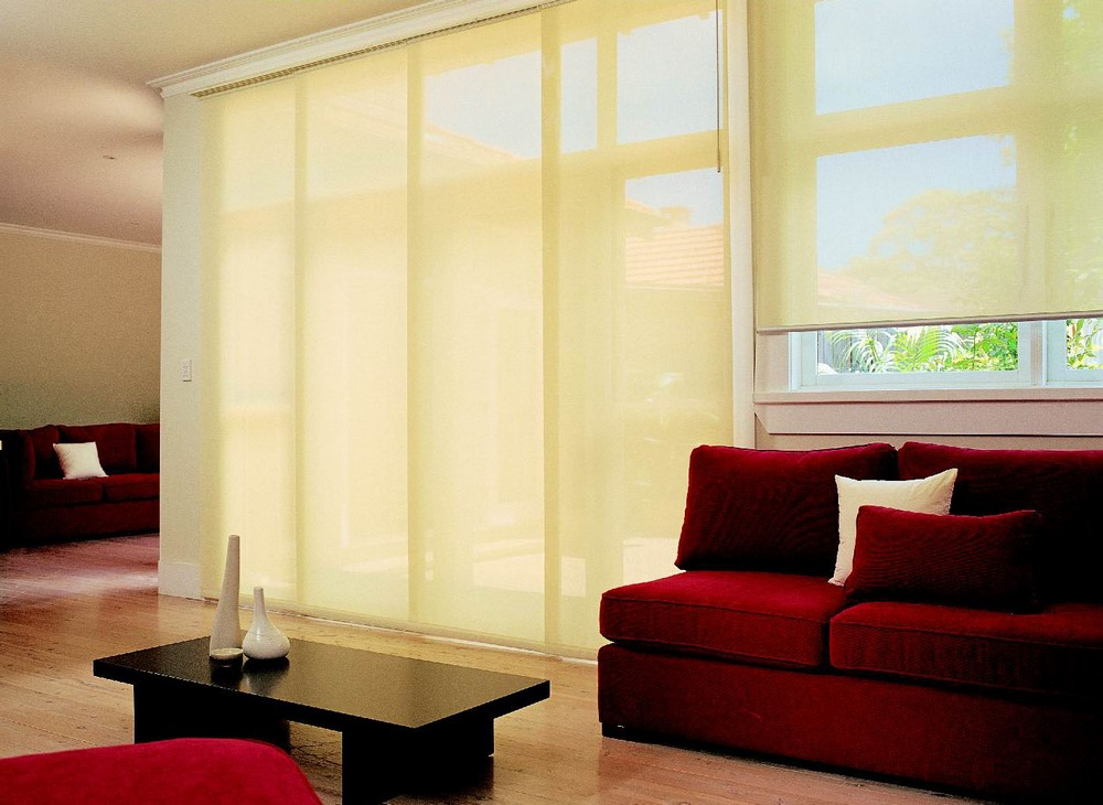 Luxaflex 174 Panel Glide Blinds Dabsco Dabsco