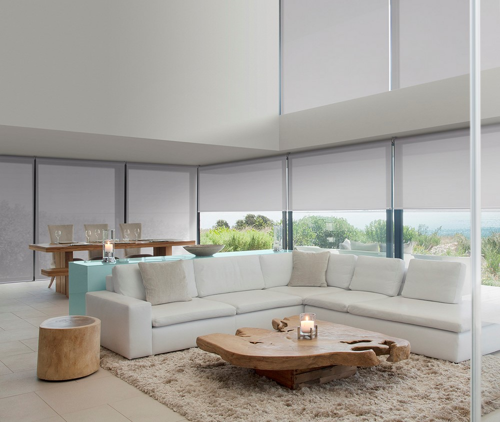 Luxaflex  Roller Blinds
