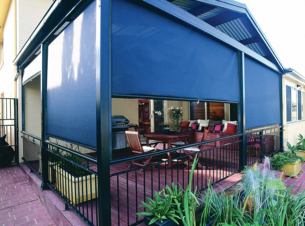 Luxaflex Channel Rollup Awnings